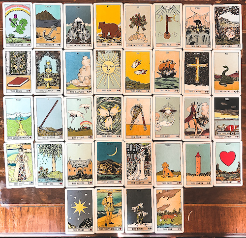 lenormand grand tableau reading