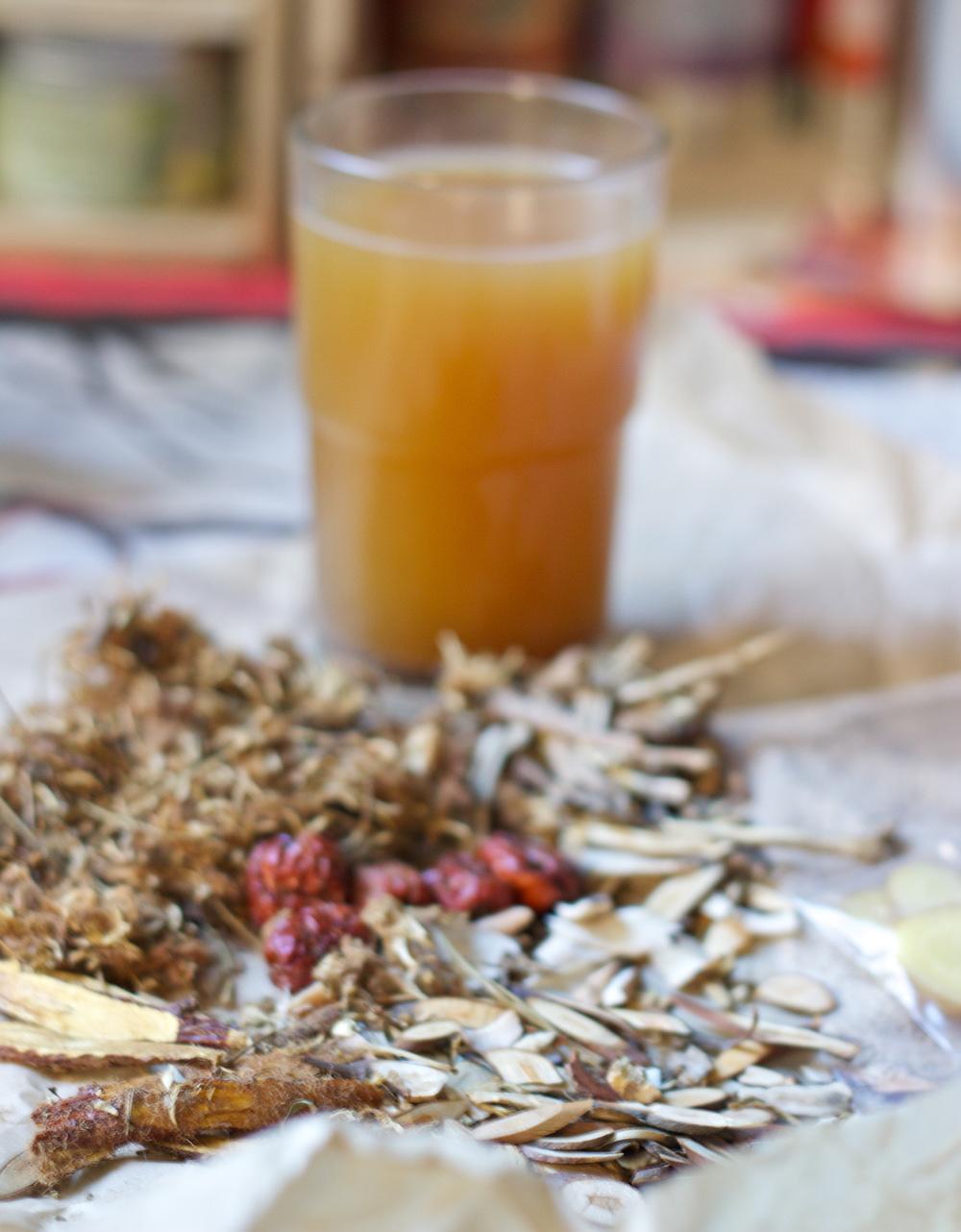gui zhi tang cinnamon twig decoction herbs