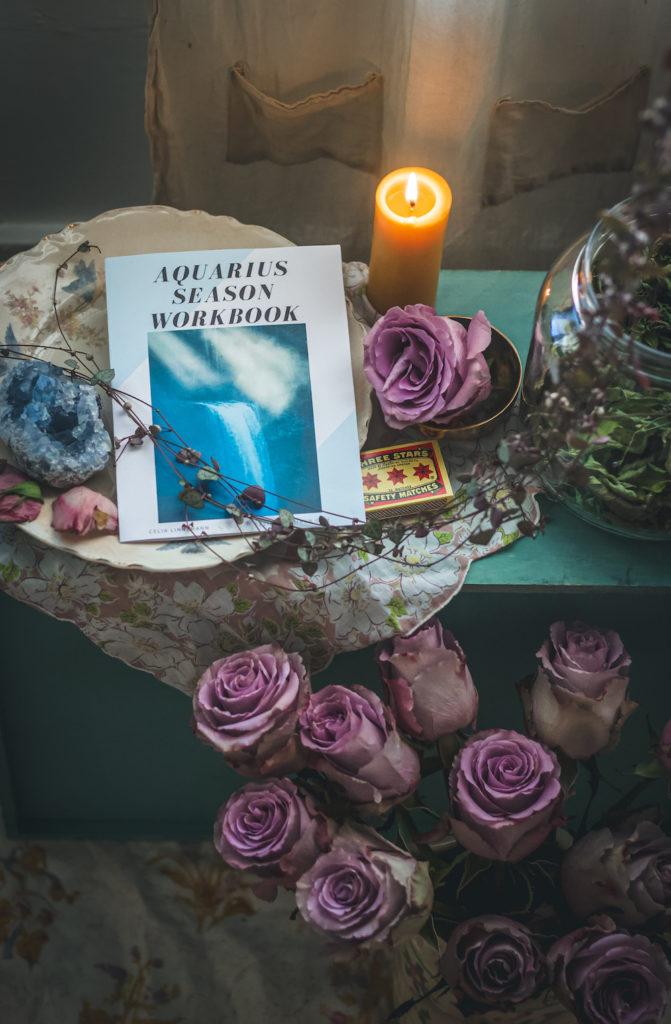 aquarius embodiment guide on altar